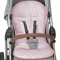 Capa para Carrinho de Bebê Coelhinha-Batistela Baby - Rose