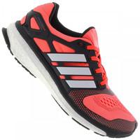 hot sale online 1e5f6 80166 Tênis Adidas Energy Boost Masculino Laranja Escuro e Preto