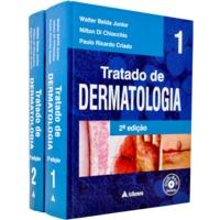 Tratado de Dermatologia - 2 Volumes  2ª Edição 2014