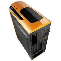 Gabinete Gamer Isolatic X2-6020o-ce/r-2u3-r Laranja Se Fonte