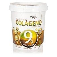 Suplemento Chá Mais Instantâneo Colágeno Hidrolisado 9g Abacaxi com Hortelã 300g