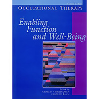 Livro - Occupational Therapy - Enabling Function and Well-Being