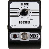 Pedal para Guitarra Nig Black Booster PBB