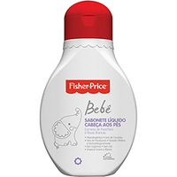 Sabonete Líquido Biotropic Bebê Fisher Price 200ml