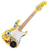 Guitarra Bob Esponja SBG34 Falante