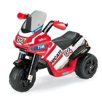 Mini Moto Elétrica Ducati Desmosedici Peg-Pérego 6V