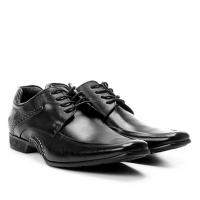 Sapato Conforto Couro Rafarillo New Vegas - Masculino