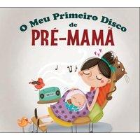 Varios - O Meu Primeiro Disco de Pré-mamã - Digipack