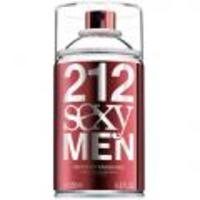 Carolina Herrera 212 Sexy Men Body Spray de Edt 250 ml Masc