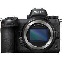 Câmera Digital Nikon 24.5 MP Z6 sem Lente Preto