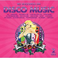 40 Sucessos da Disco Music Diversos (Duplo)