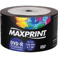 CD e DVD Virgem