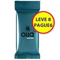 Preservativo Olla Sensitive Leve 8 Pague 6