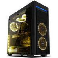 Gabinete Gamer Full Tower Horus Preto