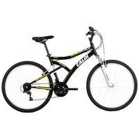 Bicicleta Caloi Aro 26 21 Marchas Andes Preta