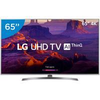 Smart TV LED 65 LG 4K 65UK6540PSB