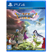 Jogo Dragon Quest XI Echoes Of An Elusive Age Playstation 4 Square Enix