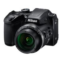 Câmera Digital Nikon B500 16MP Preta