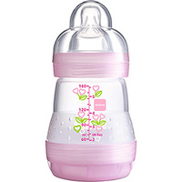 Mamadeira Mam Ultivent +0 Meses 160ml Rosa
