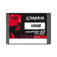 SSD 120GB Kingston SSDNow V300-450 MB/s de leitura - SV300S37A/120G