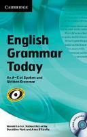 English Grammar Today:An A - Z of Spoken and Written Grammar CD-ROM Included - Importado 2011 Edição 1