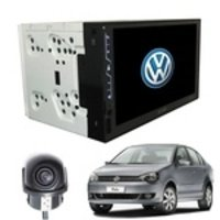 Central Multimidia MP5 Polo VW 2008 2009 2010 2011 2012 2013 2014