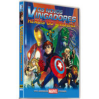 Os Novos Vingadores - Heróis do Amanhã - Multi-Região / Reg.4