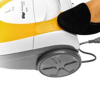 Aspirador de Pó WAP Ambiance Turbo 1600W Branco e Laranja 110V