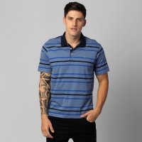 e5dbb54ffd Camisa Polo Quiksilver Stripe Masculina Azul Listrada