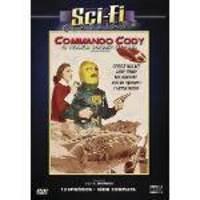 Dvd Commando Cody: O Homem Radar Da Lua - A Série Completa