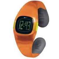fa92d7c6183 Relógio Nike Presto Medium Laranja Feminino Digital
