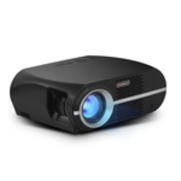 GP100 Mini Projector Full HD 1080p 3200LM LED Projetor Home Cinema Teatro