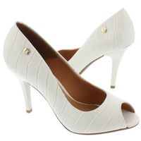 Peep Toe Vizzano Croco Off White 1784.500