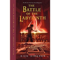 Percy Jackson & the Olympians 4 - The Battle of the Labyrinth