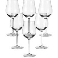 Cálice Cristal Blumenau Vinho Porto 6 Peças Liso Extra