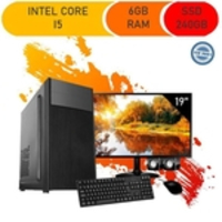 Computador Corporate I7 6gb de Ram Ssd 240 Gb