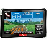 GPS Aquarius Guia Quatro Rodas Slim MTC4310 4.3