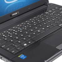 Notebook MGB BR40117-23L Core i3 2370M 2GB 320GB Linux Preto