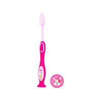 Escova De Dente Infantil Chicco 9079100000 Rosa