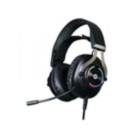 Headset Fone Gamer HP H360GS, 7.1 Virtual Som Surround, Drivers 50mm, RGB, USB