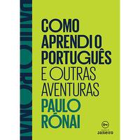 Como Aprendi o Português e Outras Aventuras 1ª Edição