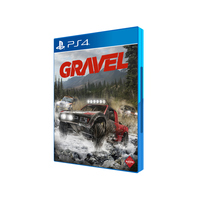 Gravel Playstation 4 Milestone