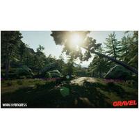 Gravel Playstation 4 Milestone