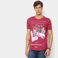 Camiseta Derek Ho Never Hit Soft Masculina - Masculino