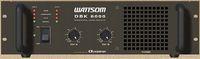 Amplificador Ciclotron Wattsom DBK 6000