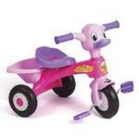 Triciclo Love Duck Rosa 1339 - Unitoys