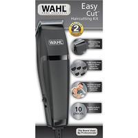 Máquina De Cortar Cabelo Wahl Easy Cut Preta 220V