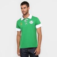 5827f647cb Camisa Polo Palmeiras Adidas Marcos Alviverde Retrô Verde