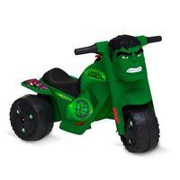Moto Elétrica Disney Marvel Hulk 6V Bandeirante