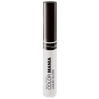 Gloss Color Mania Maybelline 110 Clear Voluptuous